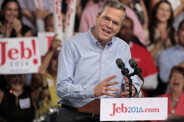 Jeb Bush lundi en Floride