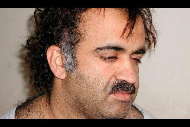 Khalid Cheikh Mohammed après son arrestation en 2003.