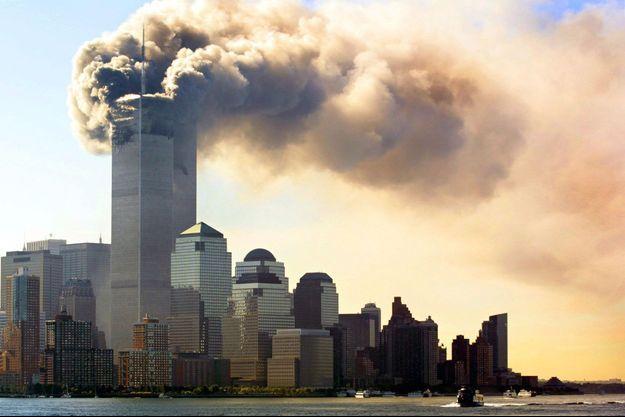New York, le 11 septembre 2001.