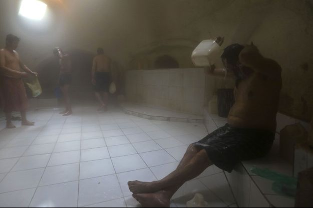Trente-trois hommes ont été arrêtés au Caire dans un hammam (image d'illustration).