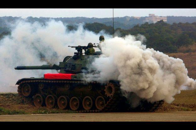 Pékin s'offusque après l'annonce d'une vente d'armes record à Taïwan.