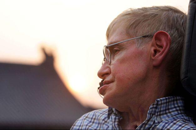 Stephen Hawking en 2006