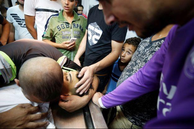 Les affrontements ont fait quatre morts côté palestinien.
