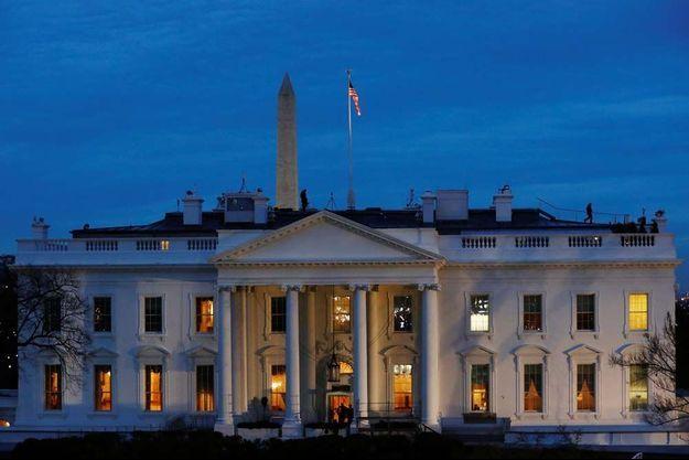 La Maison Blanche à Washington.