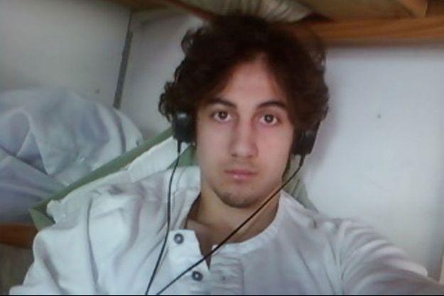 Djokhar Tsarnaev.