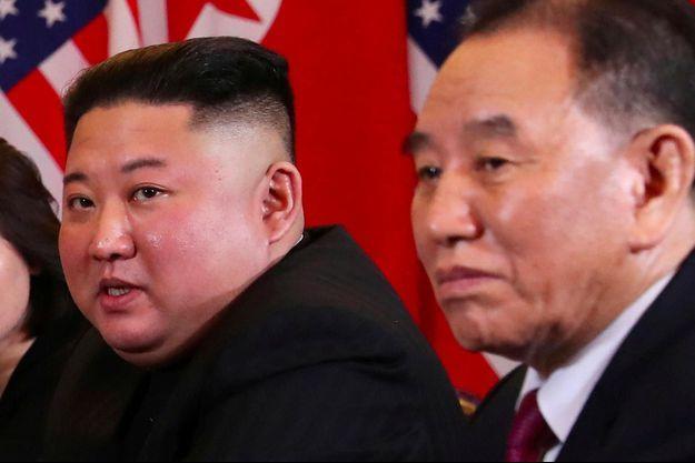 Kim Jong-un, Kim Yong Chol