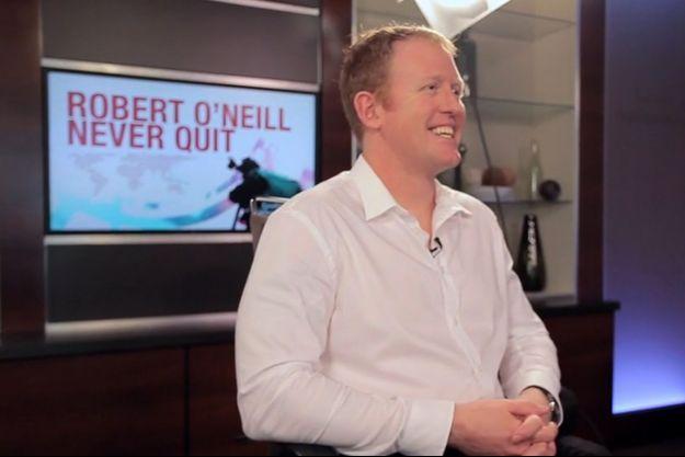 Robert O'Neill, sur une des vidéos publiées par Leading Authories.