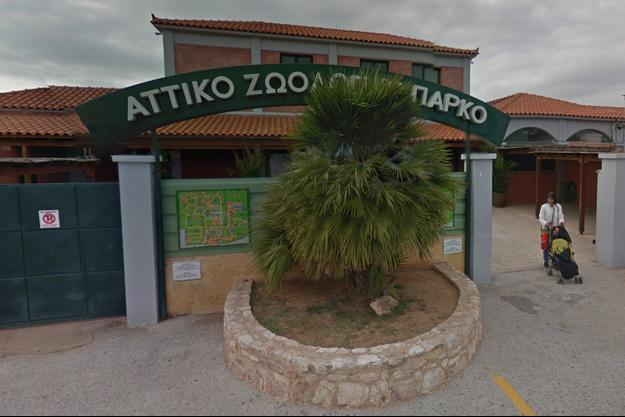 Parc zoologique Attica, en Grèce.
