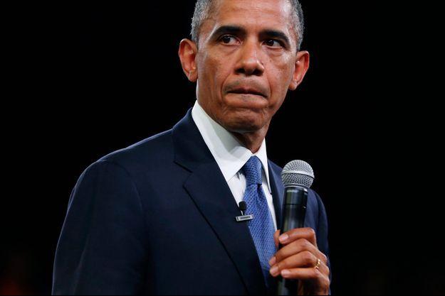 Barack Obama ne s'est pas encore exprimé sur l'affaire.