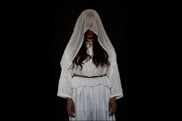 femme yezidi par seivan salim