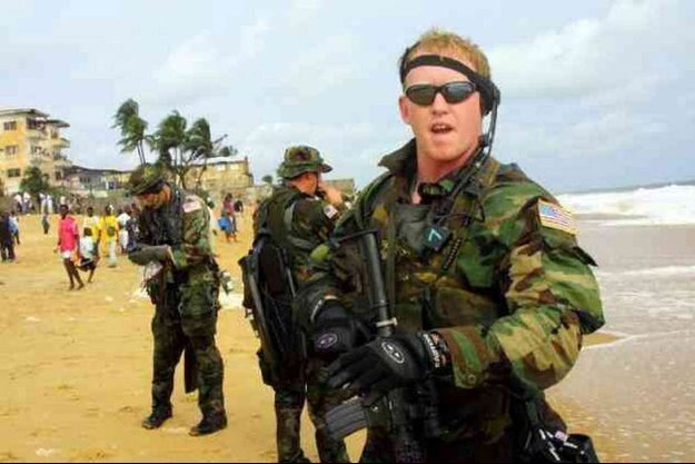 Rob O'Neill, le soldat américain qui a tué Ben Laden.