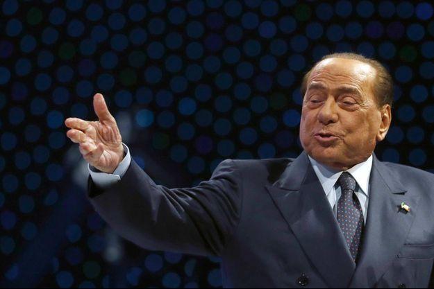 Silvio Berlusconi, en novembre 2019.