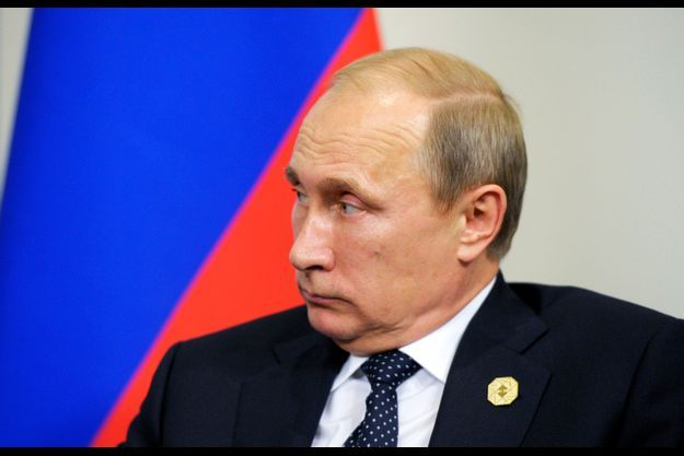 Vladimir Poutine au sommet du G20