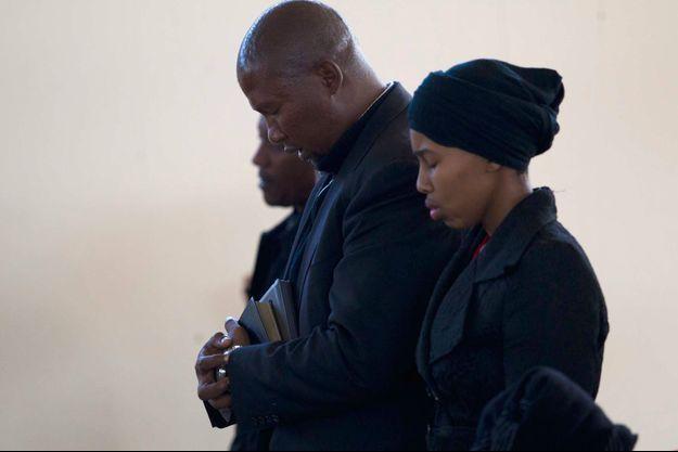 Mandla Mandela, un des petits-enfants de Madiba.
