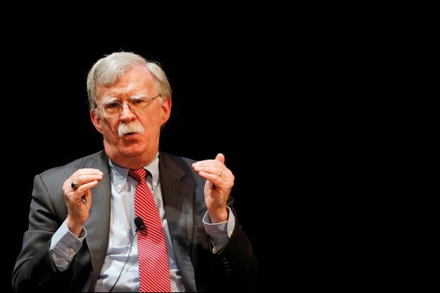 L'ancien conseiller à la Sécurité nationale John Bolton, en février 2020.