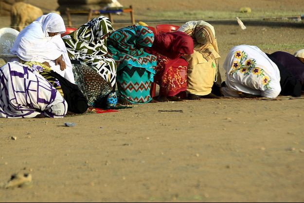 Des femmes au Soudan (image d'illustration).