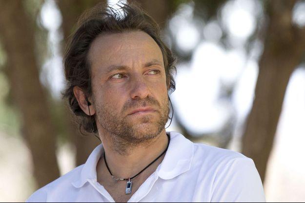 Avant de quitter la Rioja, où s'est déroulé le drame, Philippe Candeloro avait répondu aux journalistes.