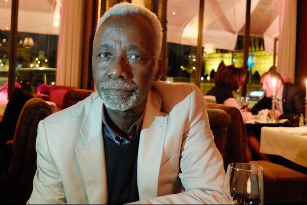 Dans le cadre feutré du restaurant l'Esplanade, à Paris, le 2 décembre.