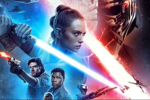 """""""Star Wars, épisode IX : L'Ascension de Skywalker"""" sortira en salles en France le 18 décembre prochain."""