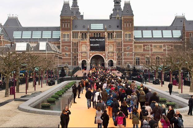 Rijksmuseum, à Amsterdam