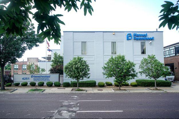 La dernière clinique à pratiquer des avortements dans le Missouri.