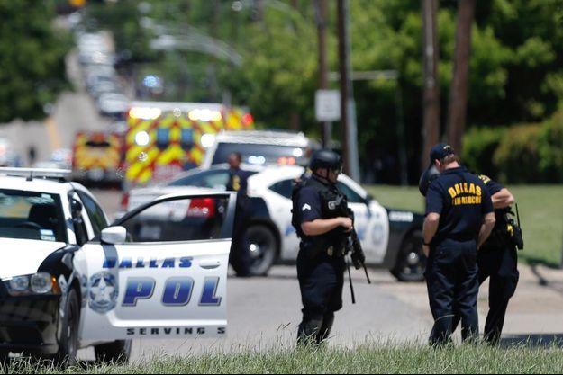 Roy Oliver appartenait à la police de Dallas.