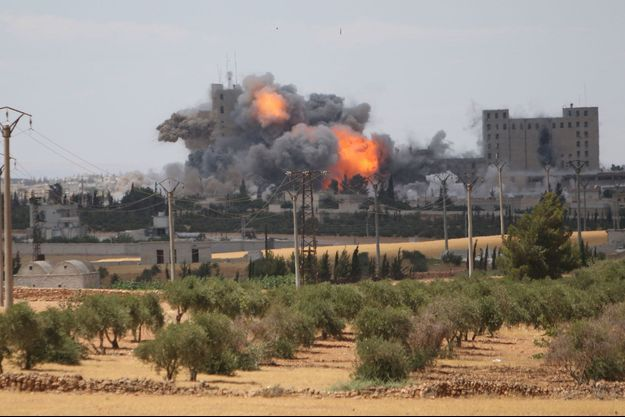 Les bombardements ont repris à Alep.