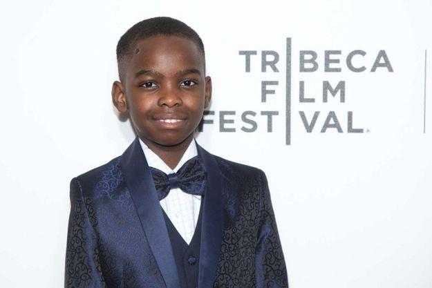 Tanitoluwa Adewumi au festival du film de Trebica le 3 mai 2019
