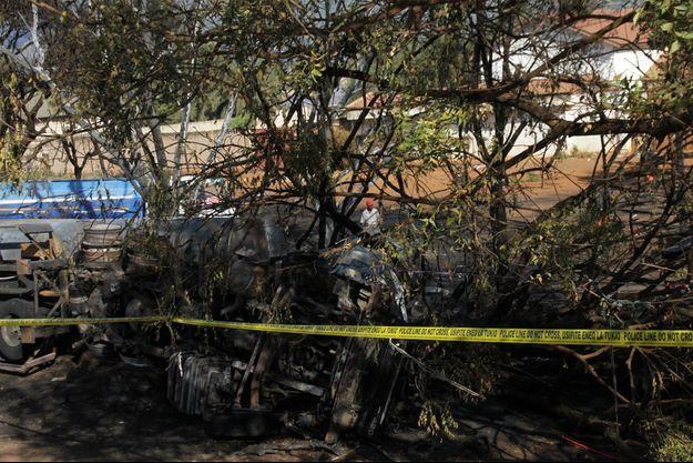 Au moins 64 personnes sont mortes après l'explosion d'un camion-citerne en Tanzanie.