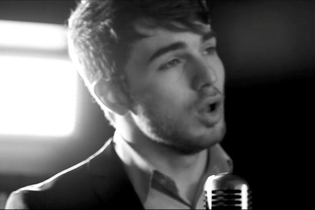 Capture d'écran du clip de Zelimkhan Bakaev