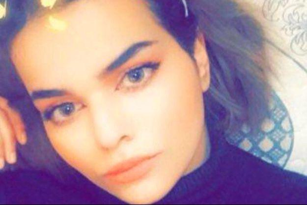 Rahaf Mohammed al-Qunun, la Saoudienne de 18 ans qui a fui sa famille.