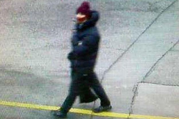 La police danoise a diffusé cette image du tireur du café de Copenhague.