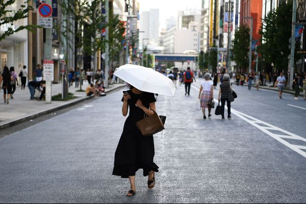 Tokyo, le 8 septembre 2019.