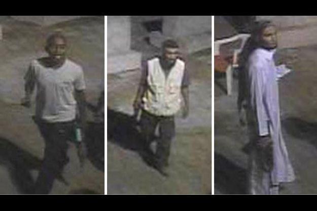 Les trois hommes recherchés par le FBI étaient présents à Benghazi au moment de l'attaque.