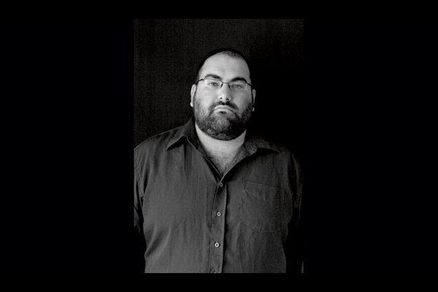 Yehuda Shaul, 28 ans, ex-officier de l'armée israélienne, fondateur de l'ONG Breaking the Silence.