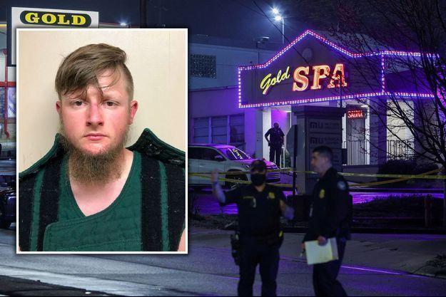 Robert Aaron Long est accusé d'avoir tué huit personnes dans trois salons de massage.