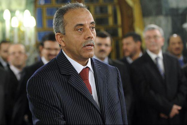Habib Jemli en 2011.