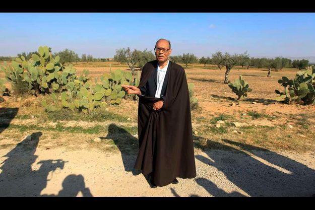 L'opposant historique Moncef Marzouki de retour au pays.