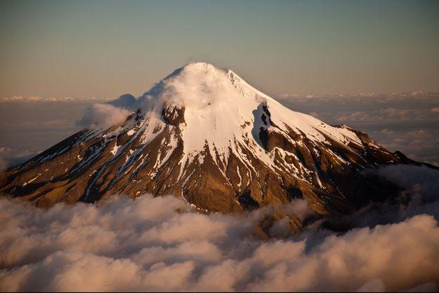 Mont Taranaki, Nouvelle-Zélande