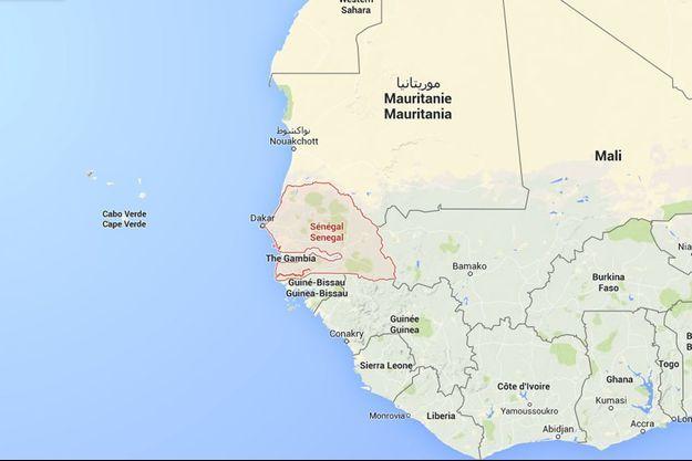 Le contact a été perdu avec l'avion peu après 19H00 (locales et GMT) à 111 km à l'ouest de Dakar.