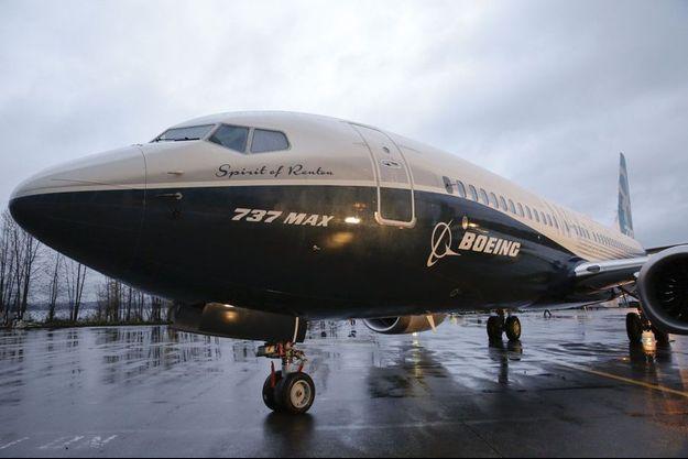 Le 737 Max