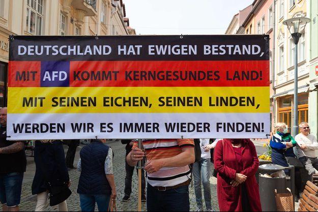 Photo d'illustration prise dans la manifestation de 2014.