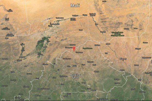 Le couple a été enlevé à Baraboulé, zone frontalière du Niger et du Mali.