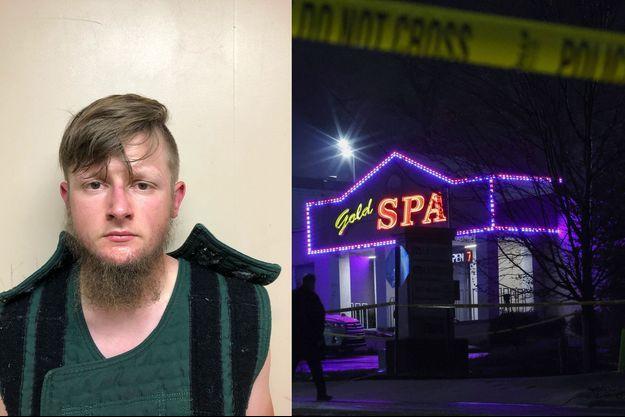 Robert Aaron Long est soupçonné d'avoir tué huit personnes dans trois salons de massage.