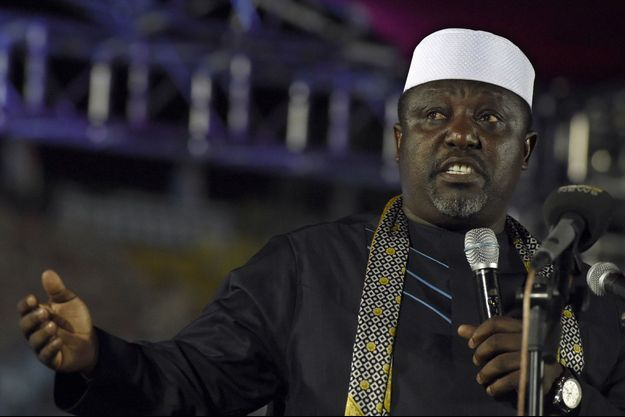 Rochas Okorocha, en décembre 2014 à Lagos
