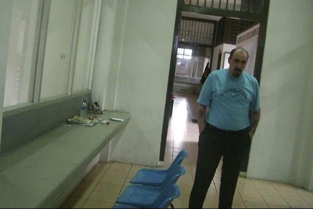 En juin 2007, Serge Atlaoui avait reçu la visite de nos reporters dans le parloir de la prison de Cipinang, à l'est de Jakarta.