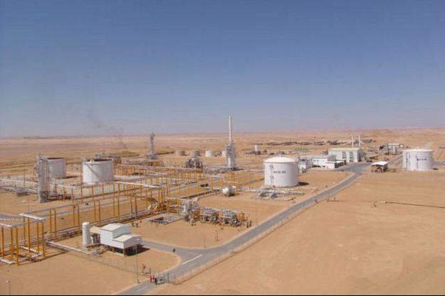 La raffinerie de Mabrouk, en Libye.