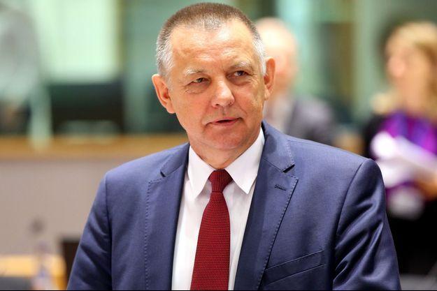 Marian Banas, nouveau chef de la Chambre suprême de contrôle (NIK).