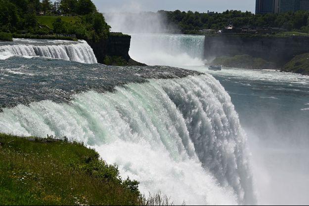 Chutes du Niagara.