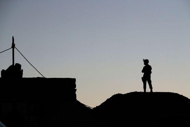 Un soldat français à Erbil, en Irak, en janvier 2017 - photo d'illustration